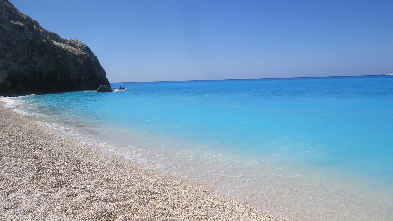 plaja Egremni (imagine needitata)